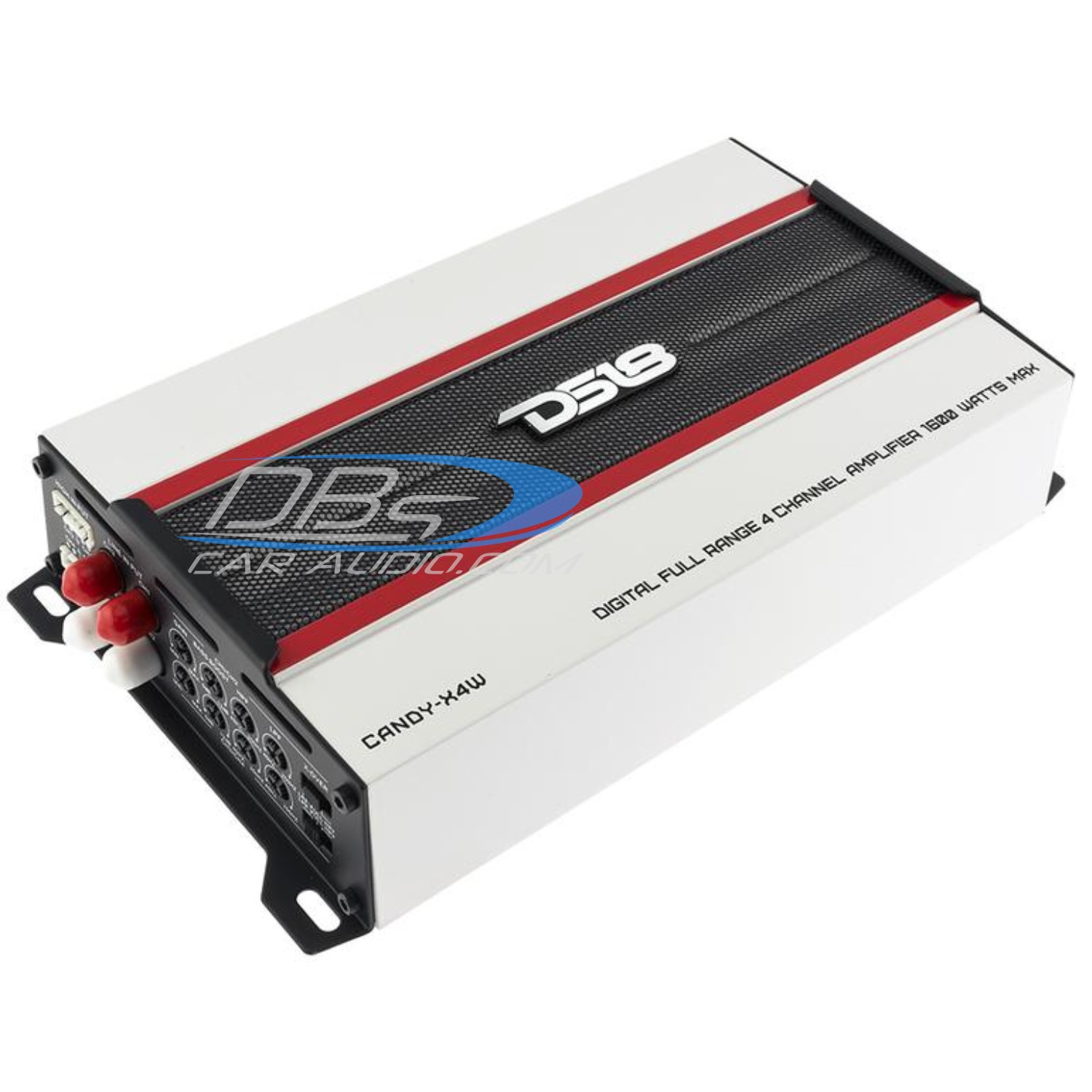 Ds18 Candy X4w 1600w Max 4 Channel Amplifier 240w Mosfet