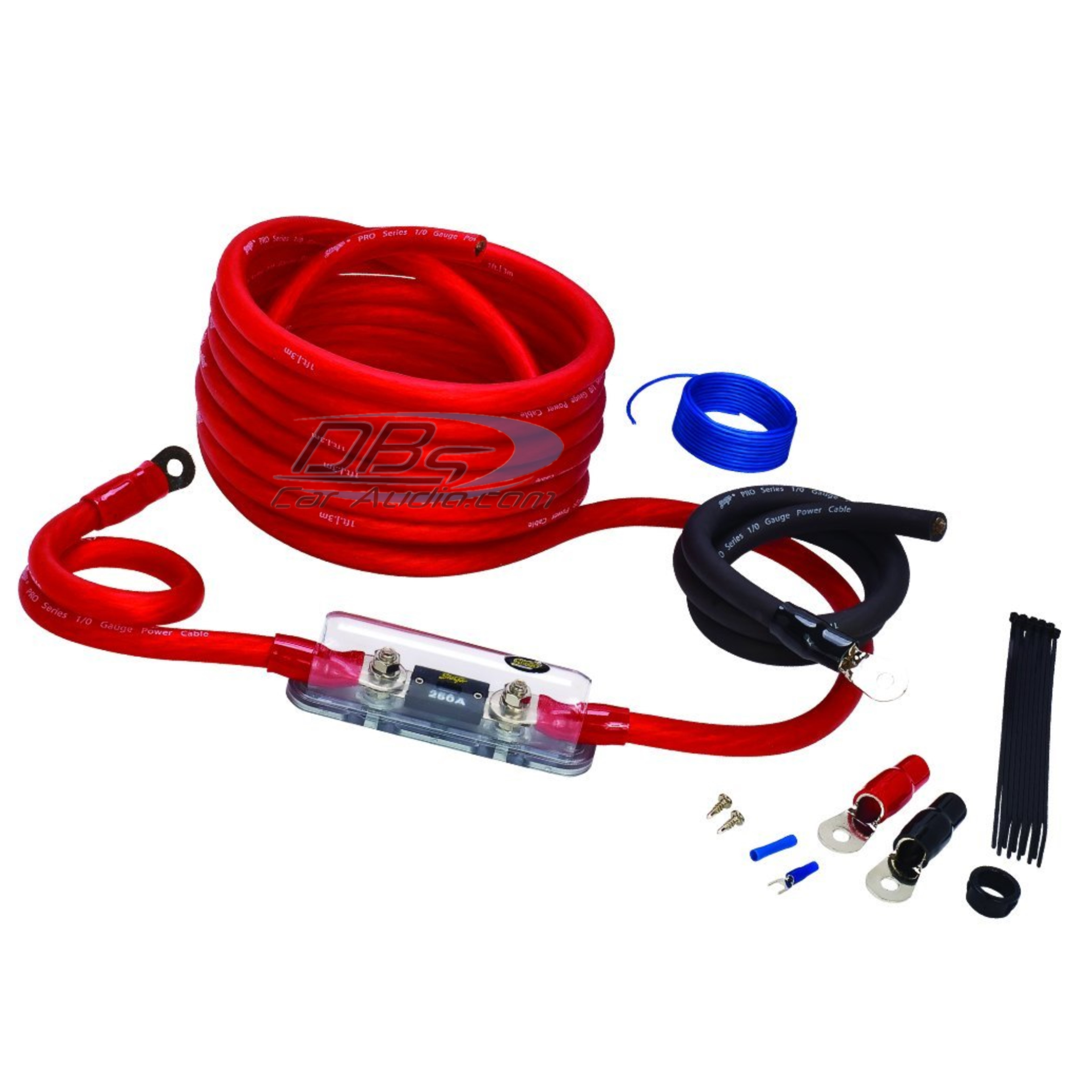 stinger 1 0 gauge 100 ofc power wiring kit rh dbscaraudio com 0 gauge wiring kit cape town 0 gauge wiring kit south africa
