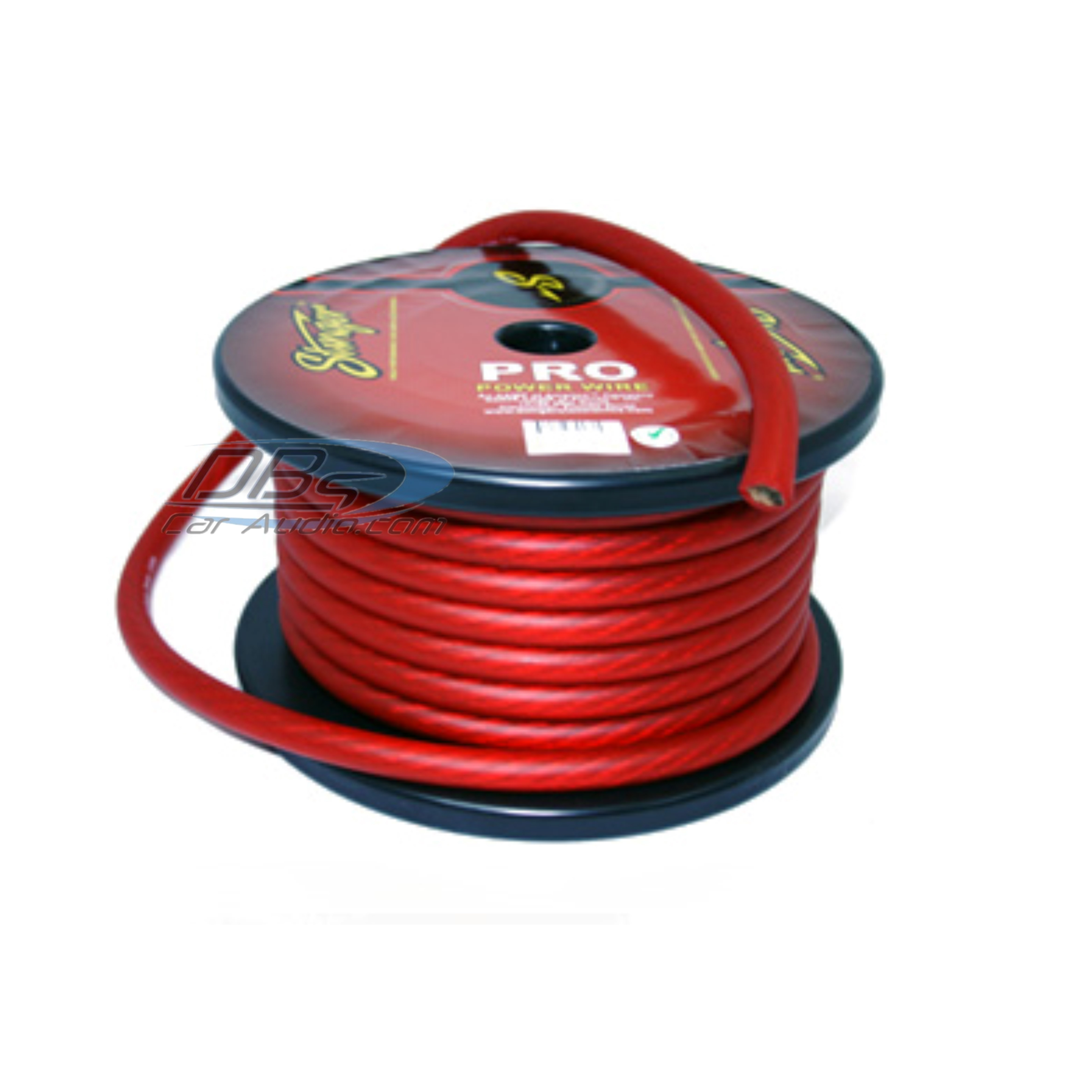 stinger 1 0 gauge 100 ofc power wire 50ft rh dbscaraudio com 0 gauge wire ends 0 gauge wire cutter
