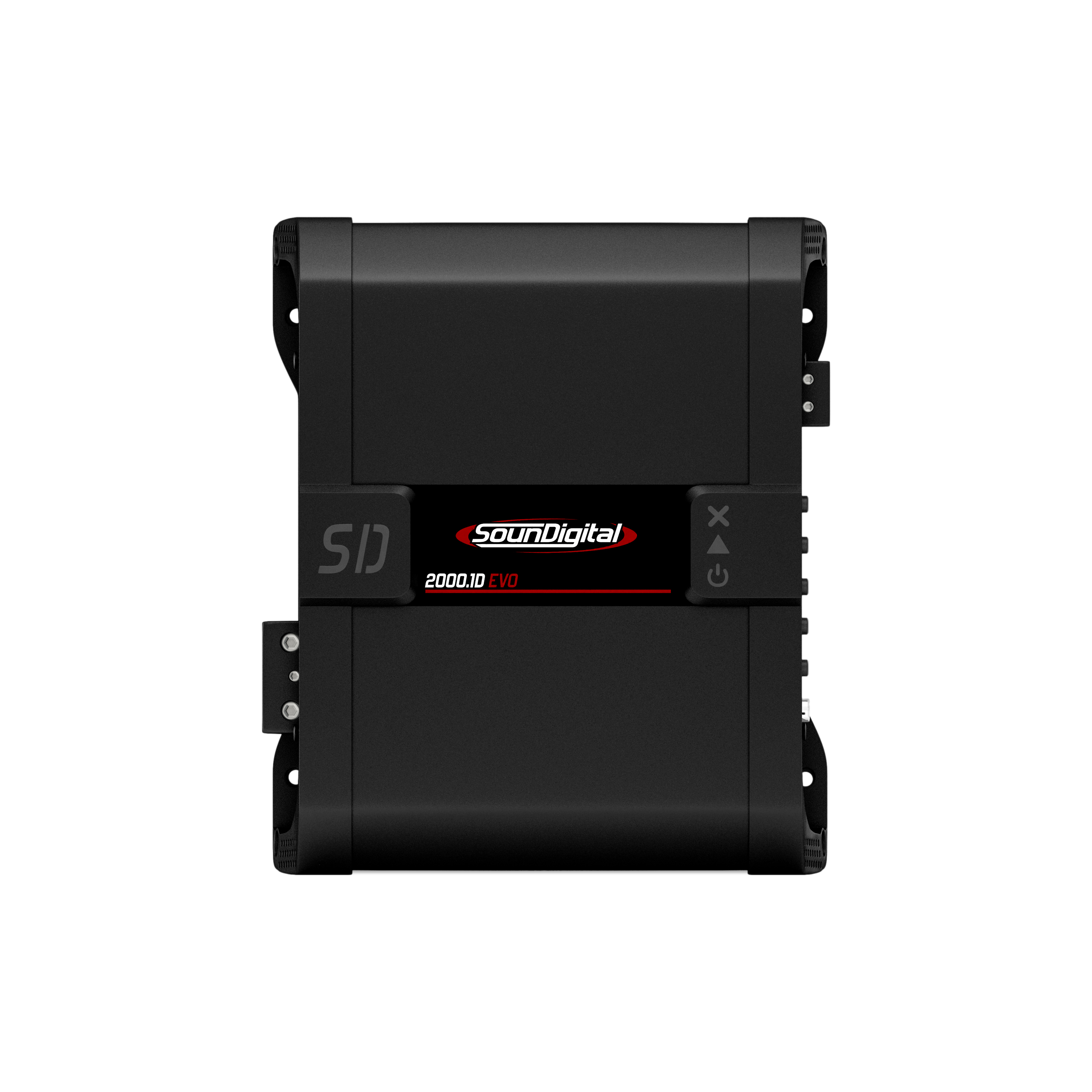 Soundigital 2000.1D EVO 2,000W Rms Fullrange Mono Amplifier