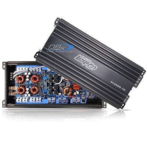 AL2500 1D Monoblock Amplifier 2,500 Watt Rms - Audio Legion