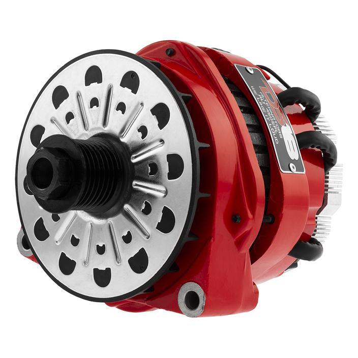 ALT450SPL 450 Amp Competition Alternator, 5-7 Ford - DS18