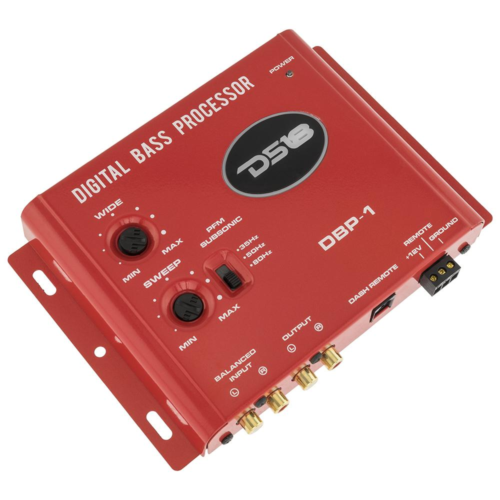 DBP-1 Digital Bass Enhancer Processor - DS18