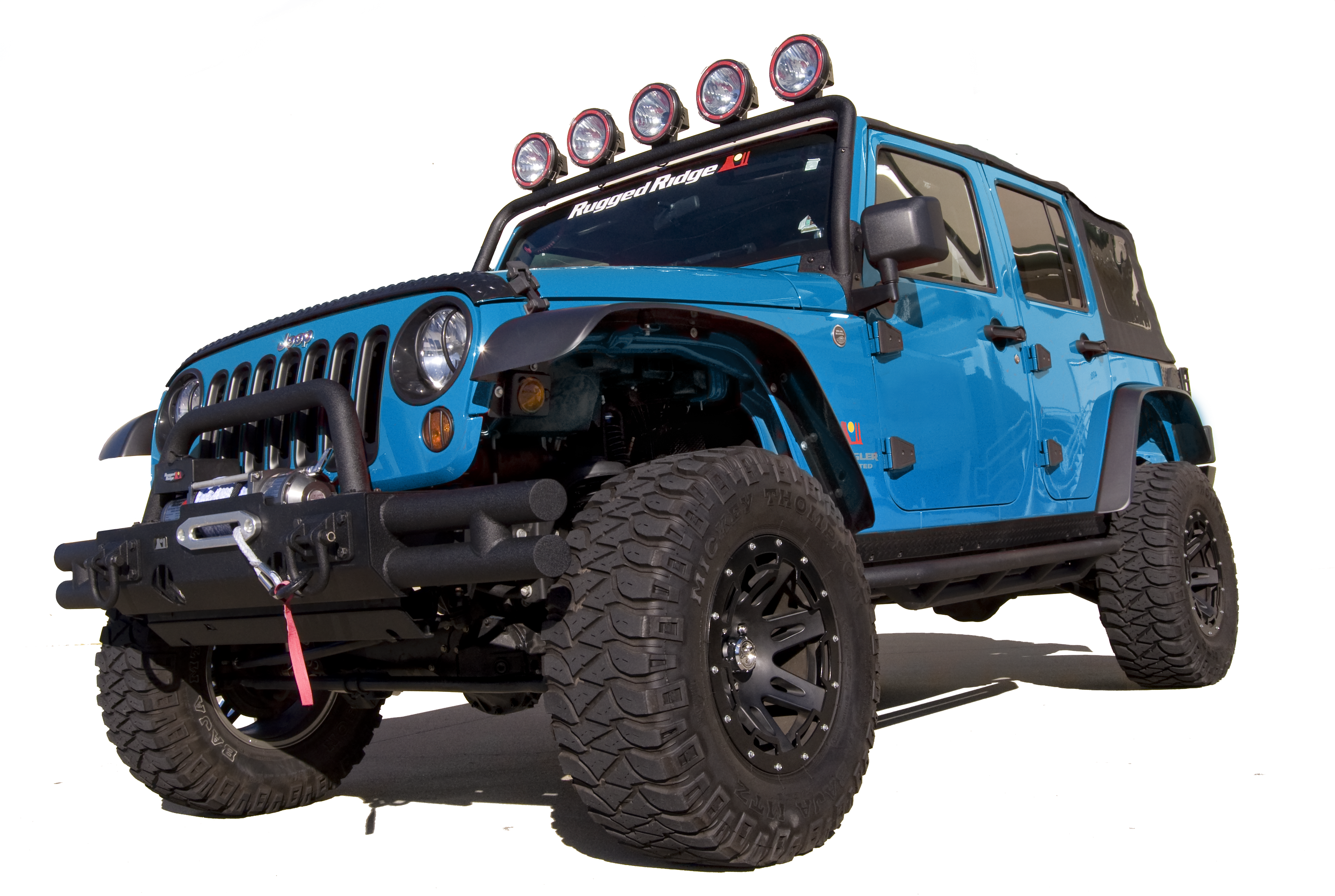 Jeep Upgrades - DS18