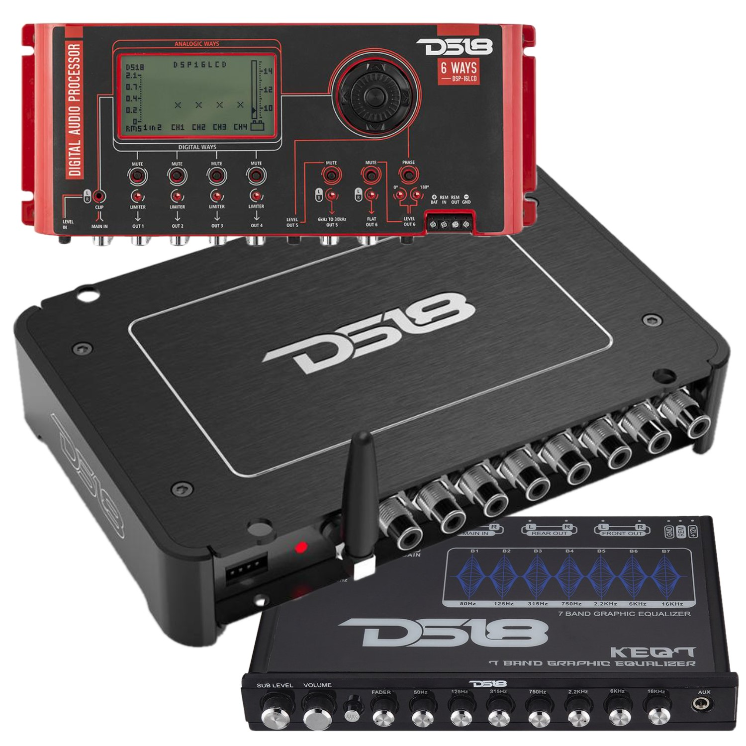 Sound Processors - DS18