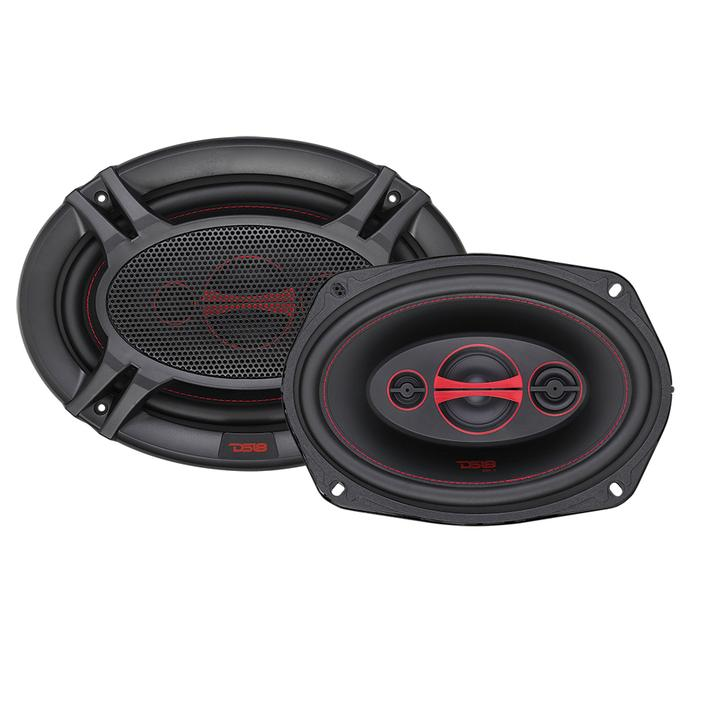 DS18 GEN-X6.9 380W Max 4-ohm 4-Way 6x9