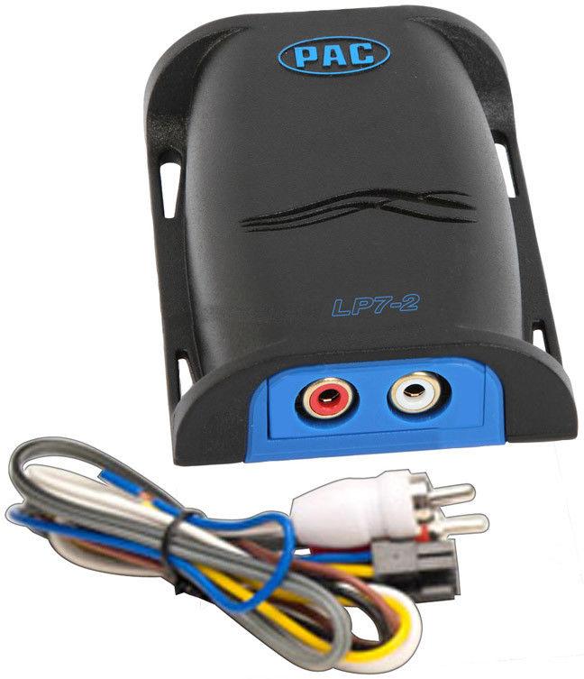 LP7-2 2-Channel Line Output Converter - PAC