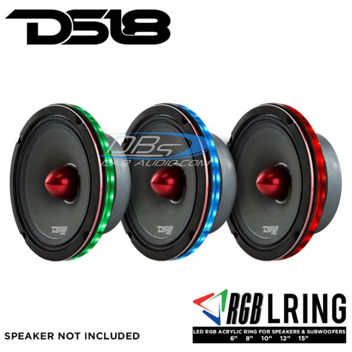 DS18 LRING8 8