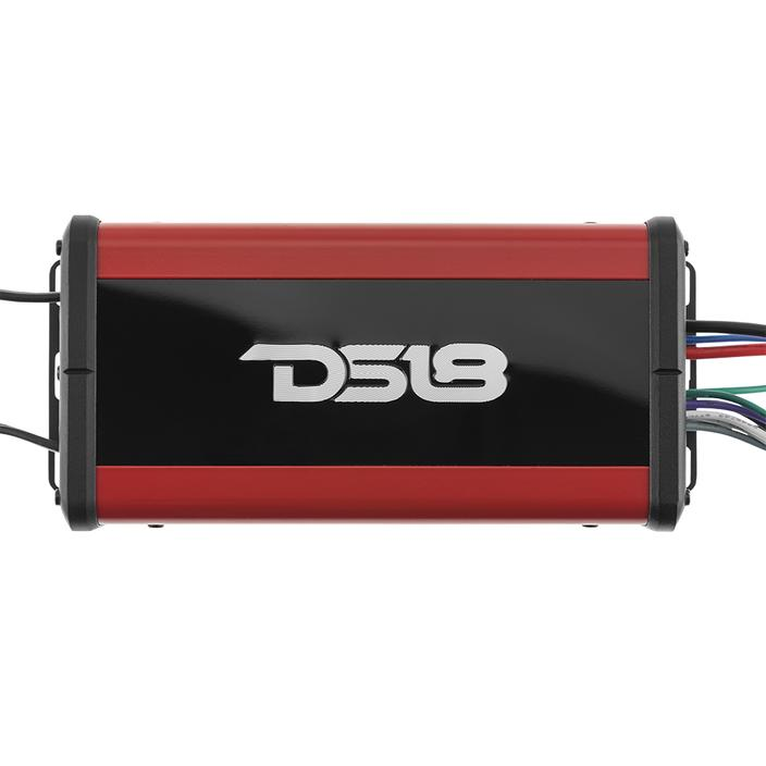 DS18 NXL-N4 720W Max Micro Fullrange 4-Channel Marine Amplifier
