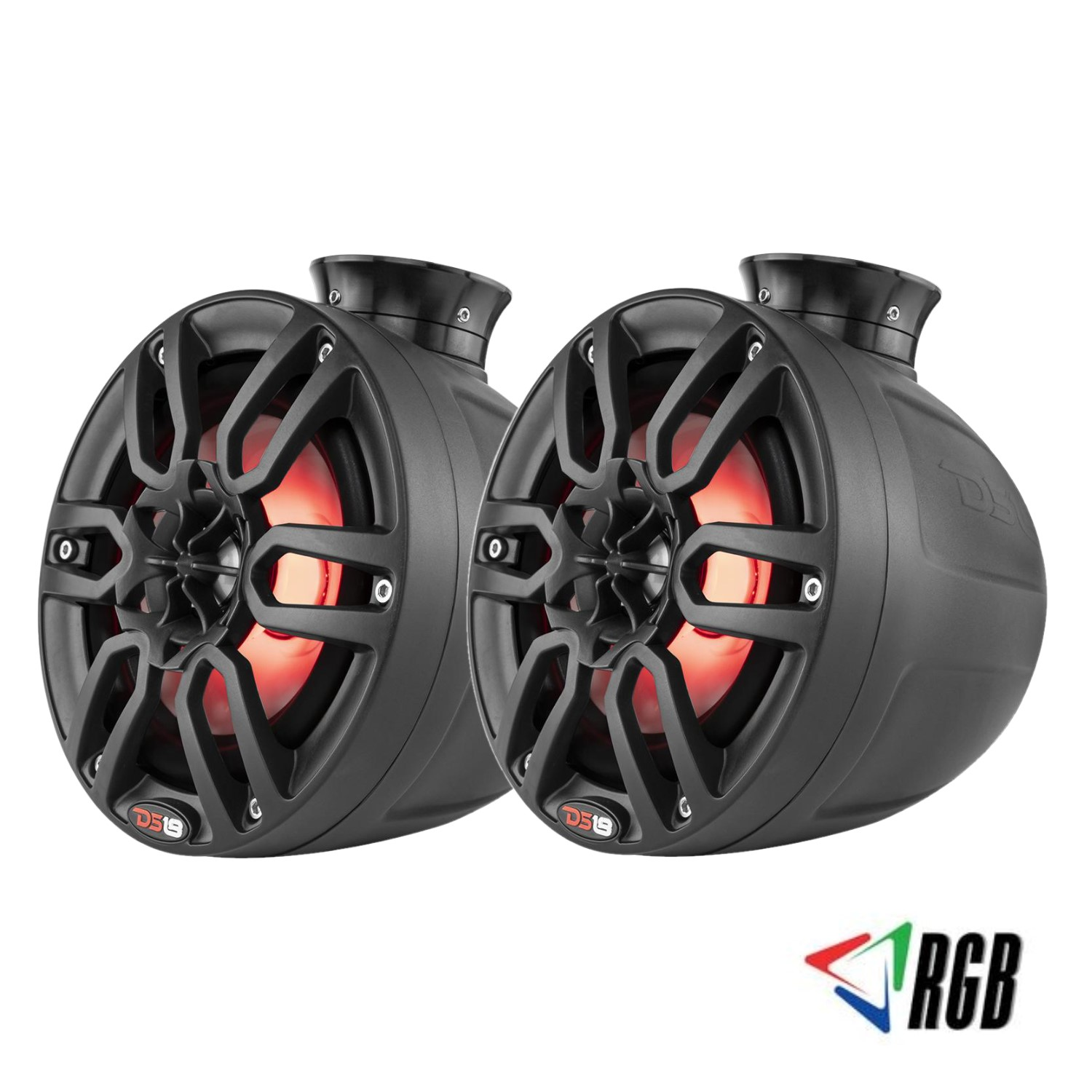 DS9 NXL-PS9BK 9W Max 9-ohm 9