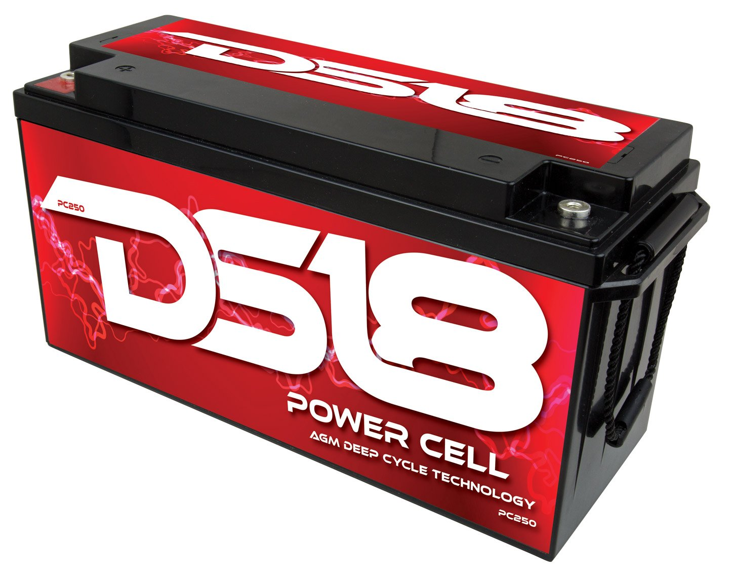 DS18 PC250 Infinite 250AH 12 Volt High Current AGM Battery