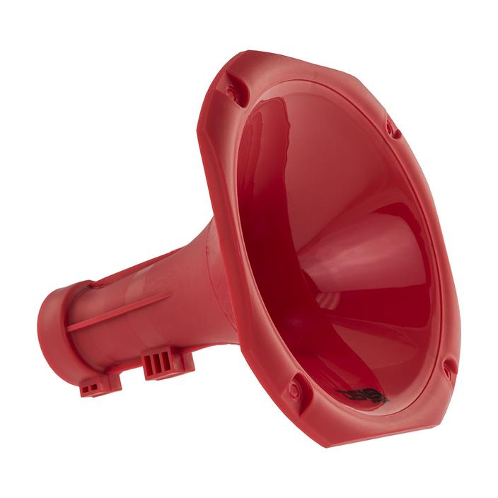 DS18 PRO-H110RD Universal Red Screw-on Plastic Driver Horn