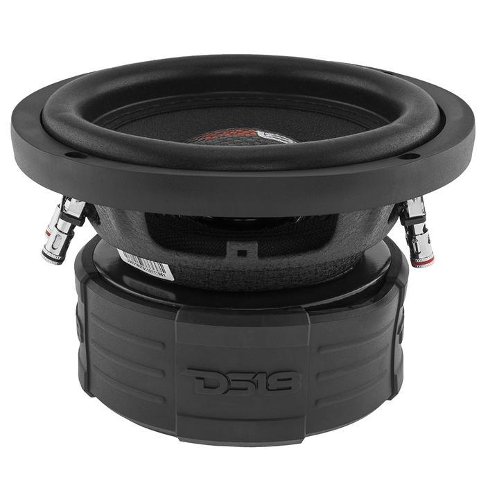 DS18 Elite Z6 600W Max Dual 4-ohm 6.5