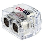 DS18 DB1020 Distribution Block 1x 0GA In / 2x 0GA Out