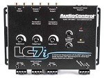LC7i 6-Channel Line Output Converter with Accubass - AudioControl