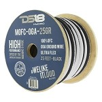 DS18 25ft Marine Grade 1/0 Gauge 100% Copper OFC Ground Wire
