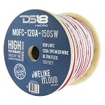DS18 150ft Marine Grade 12 Gauge 100% Copper OFC Speaker Wire