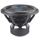 Audio Legion EMPEROR S4018 D1 7,000W Max Dual 1-ohm Competition 18