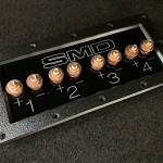 4-Channel Speaker Box Terminal (Copper) - SMD