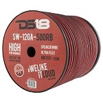 SW-12GA-500RB 12 Gauge Speaker Wire, 500ft Roll - DS18