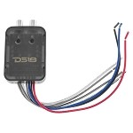 DS18 V2HL 2-Channel Hi to Low Converter with Built-in Remote Turn-on