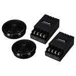American Bass SYMP25 150W 4-ohm 28mm Dome Tweeters