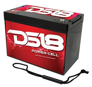 DS18 PC100 Infinite 100AH 12 Volt High Current AGM Battery