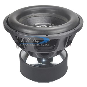 Audio Legion EMPEROR S4015 D2 7,000W Max Dual 2-ohm Competition 15' Subwoofer
